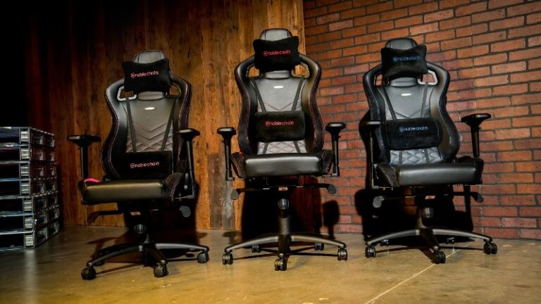 Leather Gaming Chairs